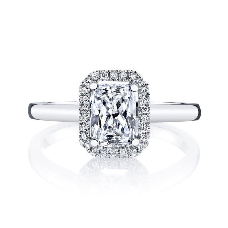 Diamond Engagement Ring 0.08 ct tw