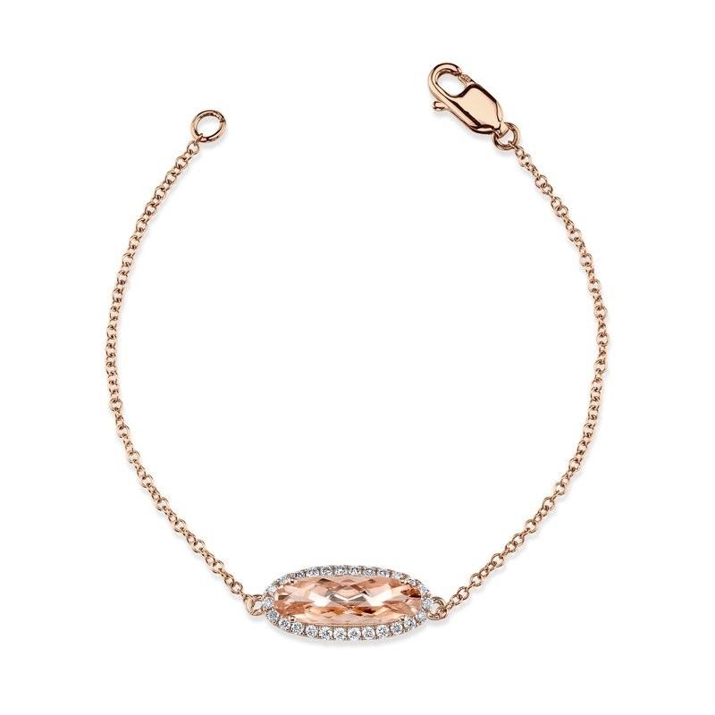 MARS Fashion Bracelet, 0.14 Dia. 1.25 Morgan.