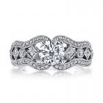 Diamond Engagement Ring, 0.40 ct tw