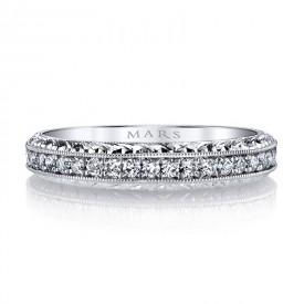 Diamond Women's Wedding Band 0.23 ct tw