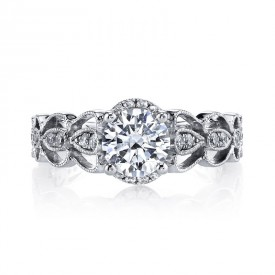 MARS Diamond Engagement Ring 0.28 ct tw