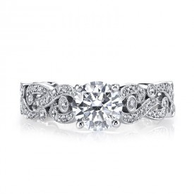 Diamond Engagement Ring, 0.38 ct tw