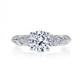 Diamond Engagement Ring, 0.12 ct tw