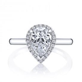 Diamond Engagement Ring 0.11 ct tw