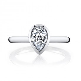 MARS Solitaire Engagement Ring