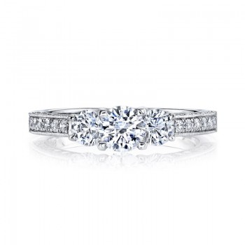 Diamond Engagement Ring 0.95 ct tw