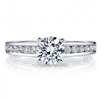 Diamond Engagement Ring 0.50 ctw