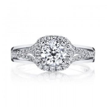 Diamond Engagement Ring 0.37 ct tw