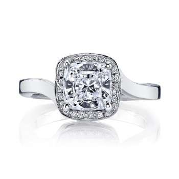 Diamond Engagement Ring, 0.11 ct tw