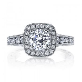 Diamond Engagement Ring 0.75 ct tw