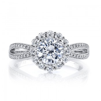 Diamond Engagement Ring 0.60 ct tw