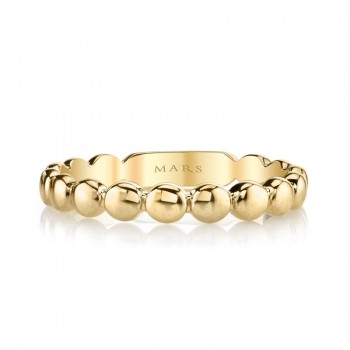 MARS Fashion Ring, 0.00 Ctw.