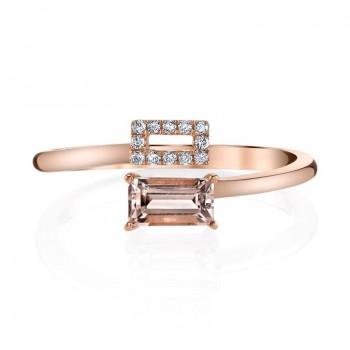MARS Fashion Ring, 0.06 Dia. 0.56 Morgan.