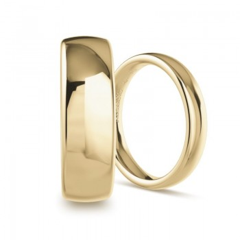 Wedding Oval - Gloss Finish